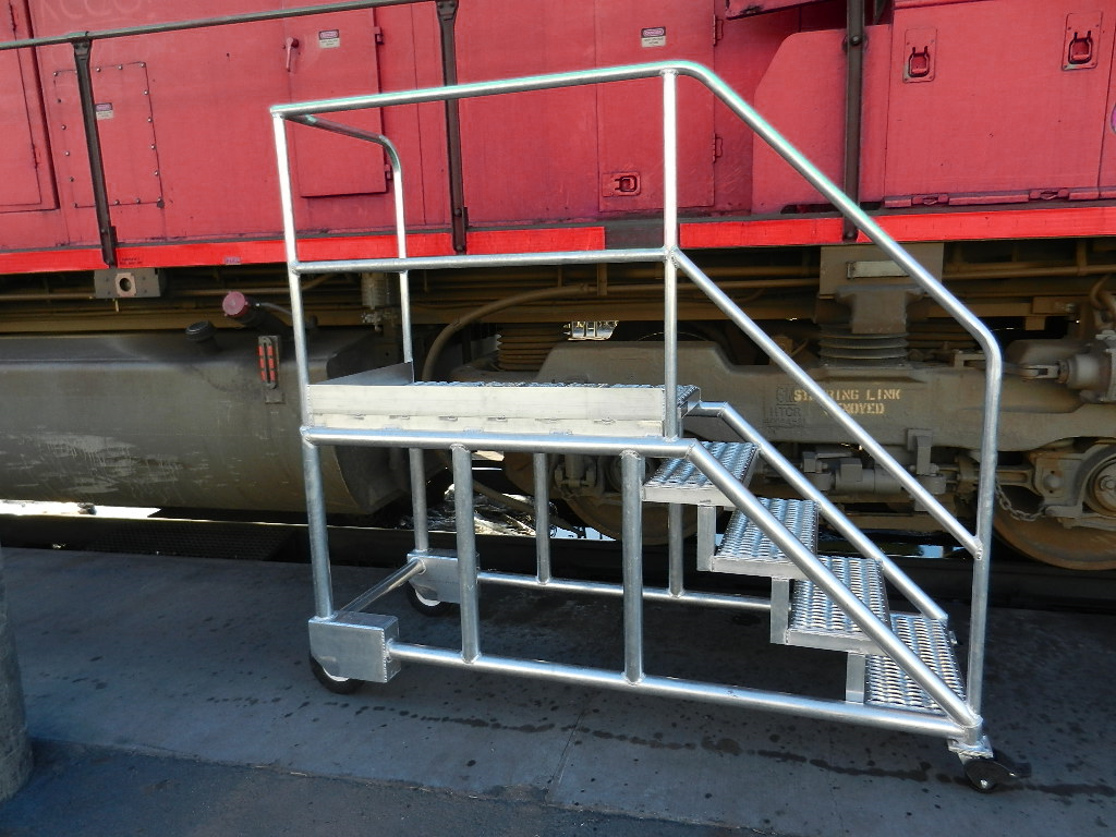 High Desert Maintenance Stands Amp Stairs
